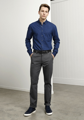 Picture of Biz Collection-BS724M-Mens Lawson Chino Pant