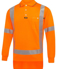 Picture of Visitec-V2008-L/S Airwear Cross Back D/N Polo