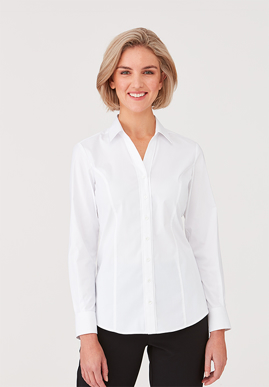 Picture of City Collection-2260-City Stretch Classic Long Sleeve Shirt