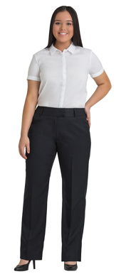 Picture of Corporate Comfort-FPA50-992-Sorbtek Ladies Curvy Pant