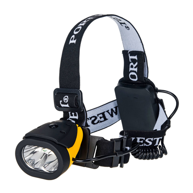 Picture of Prime Mover-PA63-Portwest Dual Power Head Light