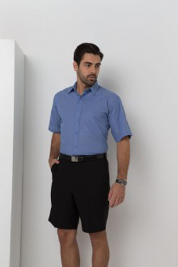 Picture of LSJ Collections-1033-ME-Flex waist short with pockets