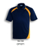 Picture of Bocini-CP1071-Unisex Adults Dynamic Polo