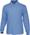 Picture of Bocini-CP1401-Mens Long Sleeve Basic Polo