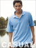 Picture of Bocini-CP812-Unisex Adults Basic Polo