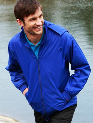Picture of Bocini-CJ0443-Unisex Adults Yachtsman's Jacket Without Lining