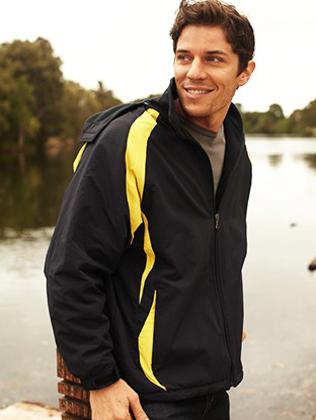 Picture of Bocini-CJ1030-Unisex Adults Reversible Sports Jacket
