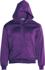 Picture of Bocini-CJ1062-Unisex Adults Zip Through Fleece Hoodie