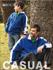Picture of Bocini-CJ1221-Unisex Adults Contrast Fleece