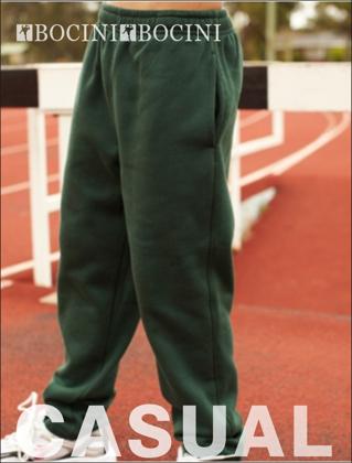 Picture of Bocini-CK225-Kids Elastic Waist Track Pant