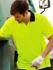 Picture of Bocini-SP1241-Unisex Adults Hi-Vis Stitch Essentials Polo