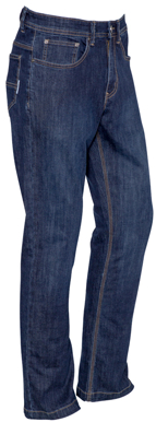Picture of Syzmik-ZP507-Mens Stretch Denim Work Jeans
