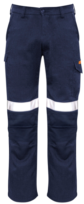 Picture of Syzmik-ZP521S-Mens Taped Cargo Pant (Stout)