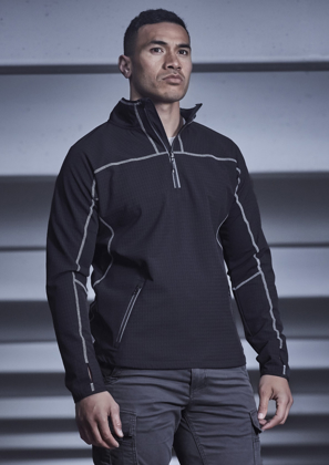 Picture of Syzmik-ZT820-Mens Streetworx Stretch Mid-Layer