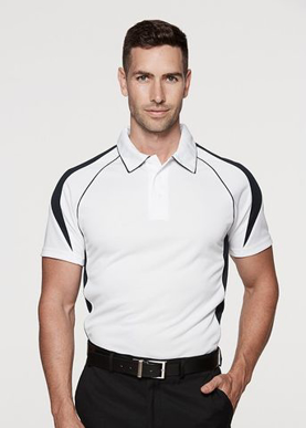 Picture of Aussie Pacific - 1301-Premier Mens Polo Shirts