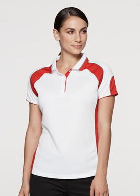 Picture of Aussie Pacific - 2300-Murray Ladies Polo Shirts
