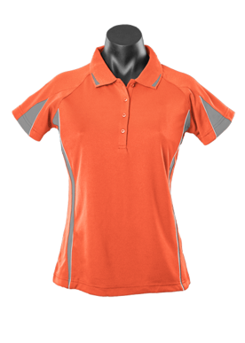 Picture of Aussie Pacific - 2304-Eureka Ladies Polo Shirts
