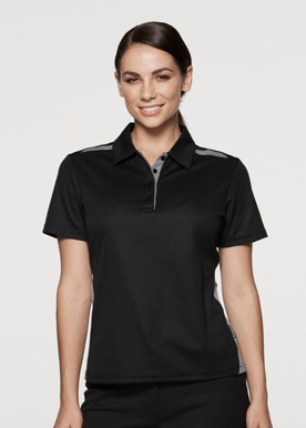 Picture of Aussie Pacific - 2305-Paterson Ladies Polo Shirts