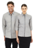 Picture of Identitee-W26 (Identitee)-Mens Long Sleeve Stretch Shirt with Concealed Placket