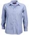 Picture of Identitee-W41 (Identitee)-Men's Long Sleeve Corporate Stripe Shirt