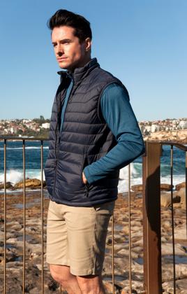 Picture of Identitee-L7605(Identitee)-Mens Midweight Puffer Vest