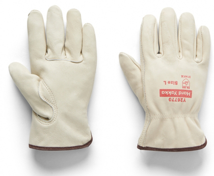 Picture of Hardyakka-Y26770-LEATHER RIGGER GLOVE