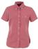 Picture of Identitee-W47(Identitee)-Ladies Short Sleeve Gingham Check